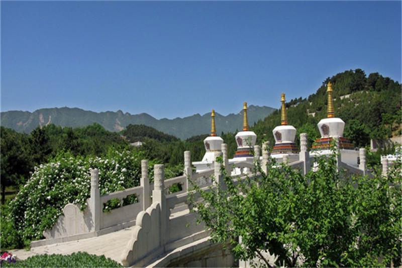 涿州万佛园公墓地址以及交通路线