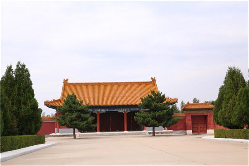 官厅中华永久陵园怎么样?