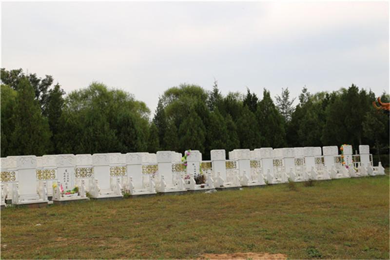 中华永久陵园碑型介绍