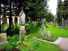 墓地是中间好还是边上好