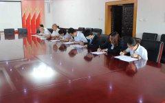 北京市潮白陵园全体员工积极响应垃圾分类主题活动