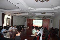 北京顺义潮白陵园组织开展党员活动日