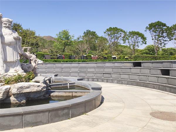 天寿陵园壁葬样式