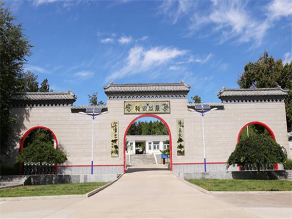 北京昌平龙泉公墓