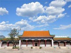 北京天寿陵园喜迎国庆中秋