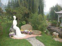 陈晓旭葬在北京天寿陵园吗?