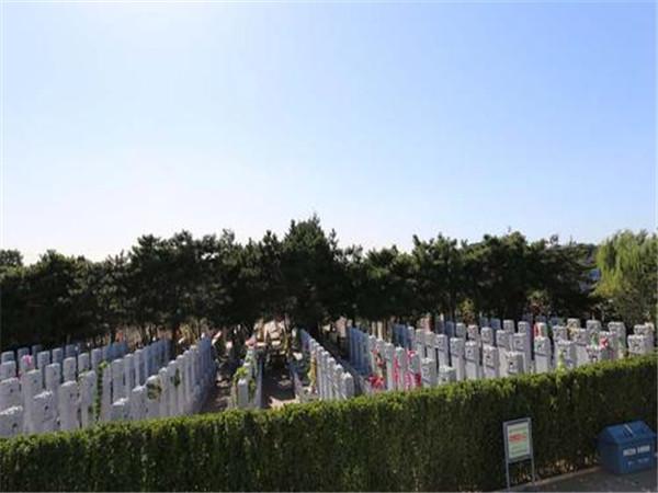北京公墓图