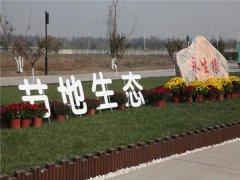 天津市举行节地生态安葬活动