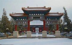 赏雪|官厅中华永久陵园