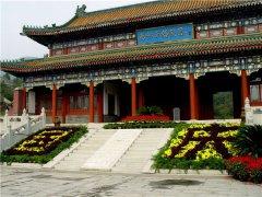 北京万佛华侨陵园地址在哪里