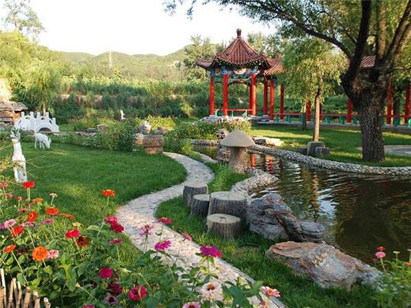 福安园景观