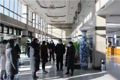 北京市顺义区潮白陵园加强疫情防控工作