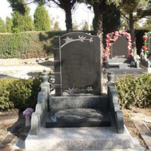 标准墓区兰花碑