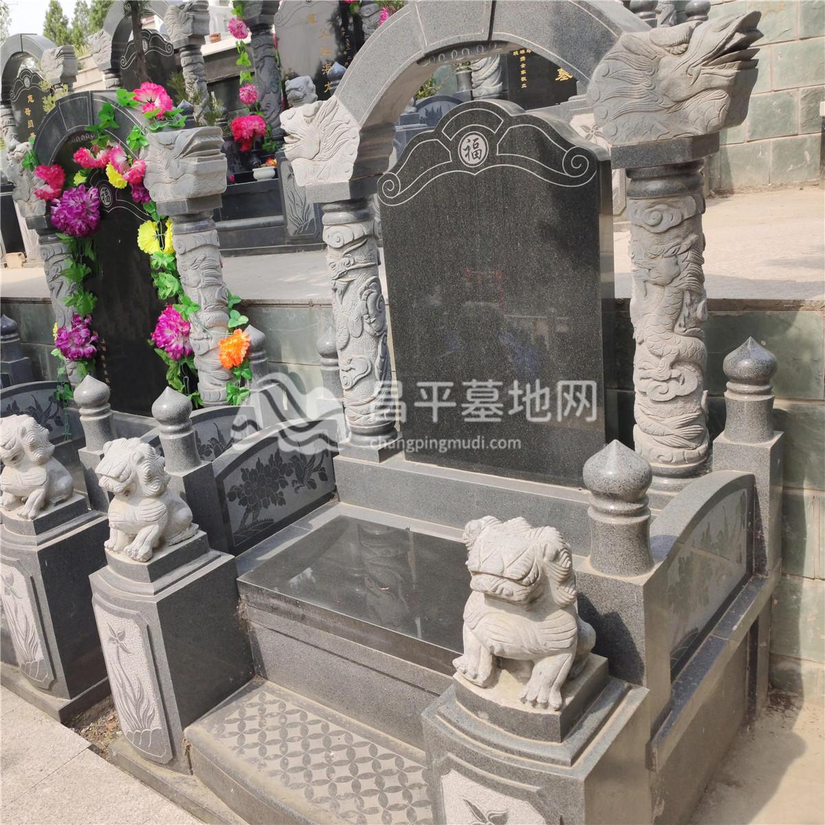 九里山公墓二区墓地图片